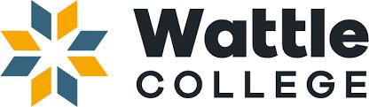 Wattle College logo